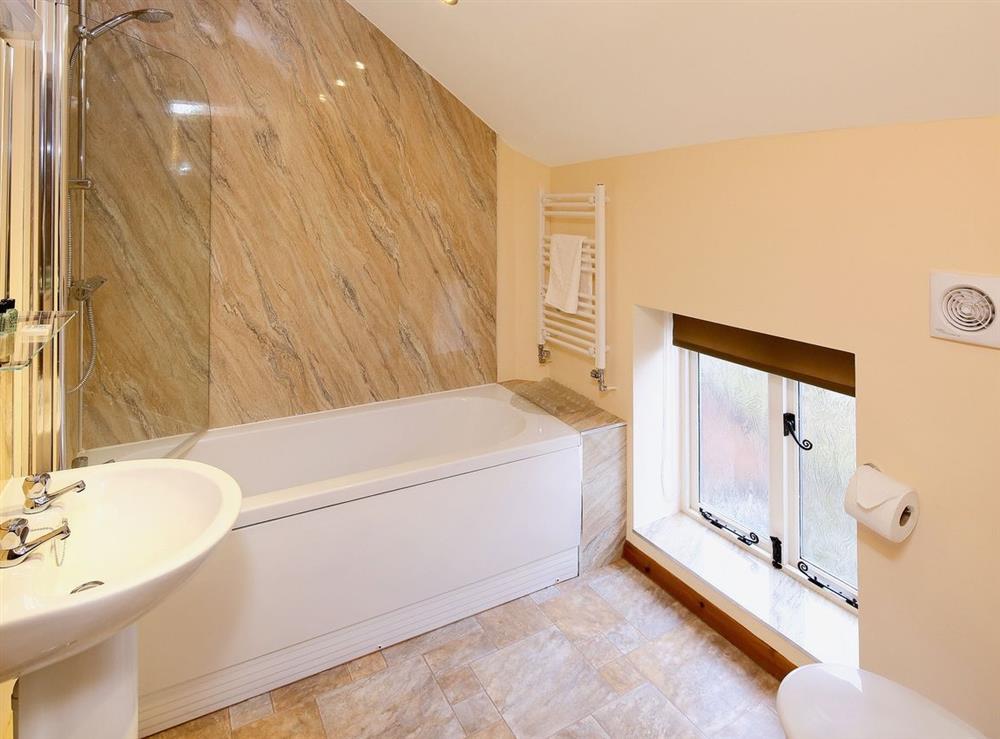 Bathroom at Emmas Dairy,