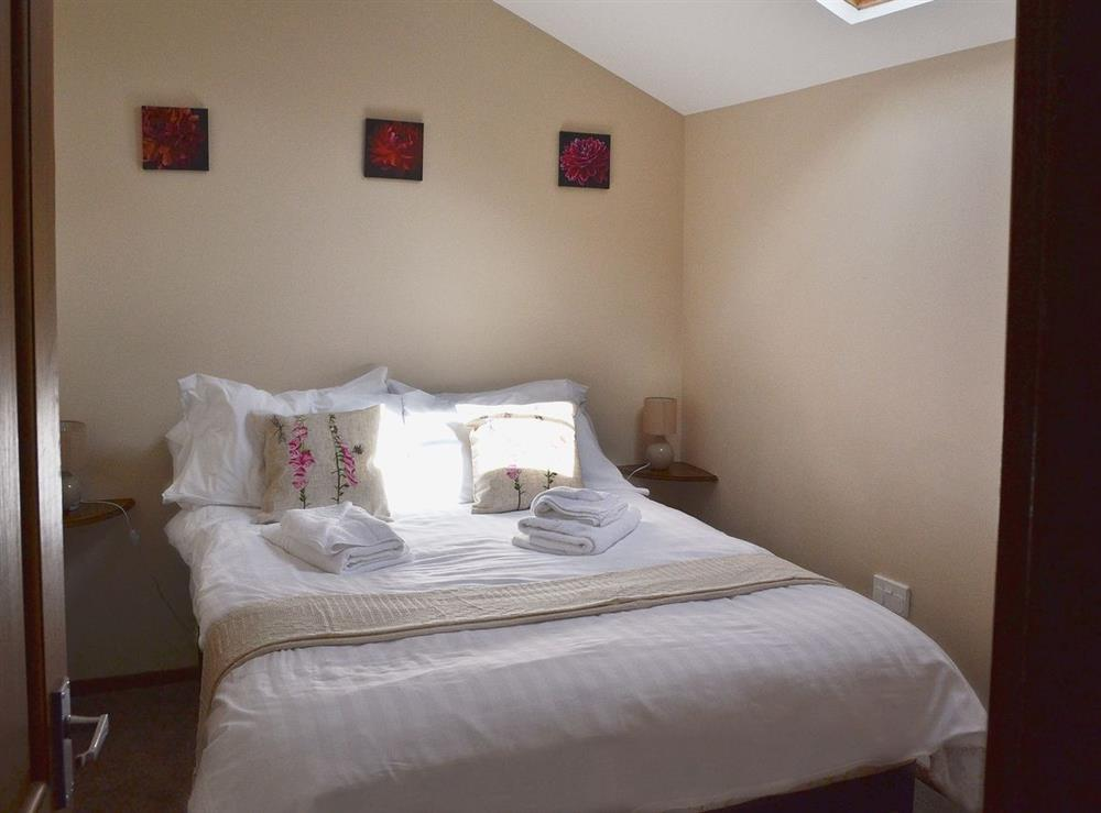Double bedroom at Jamess Parlour,