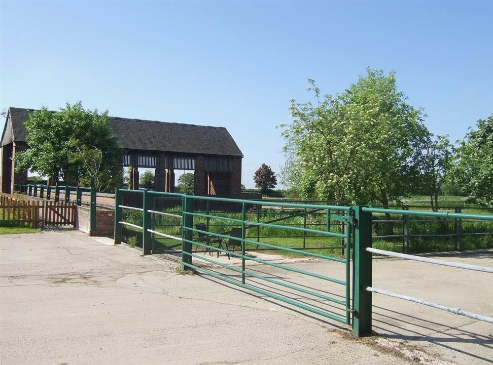 Farm at Jamess Parlour,