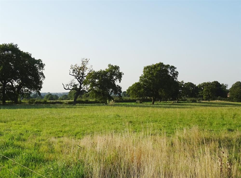 Surrounding area at Williams Hayloft,