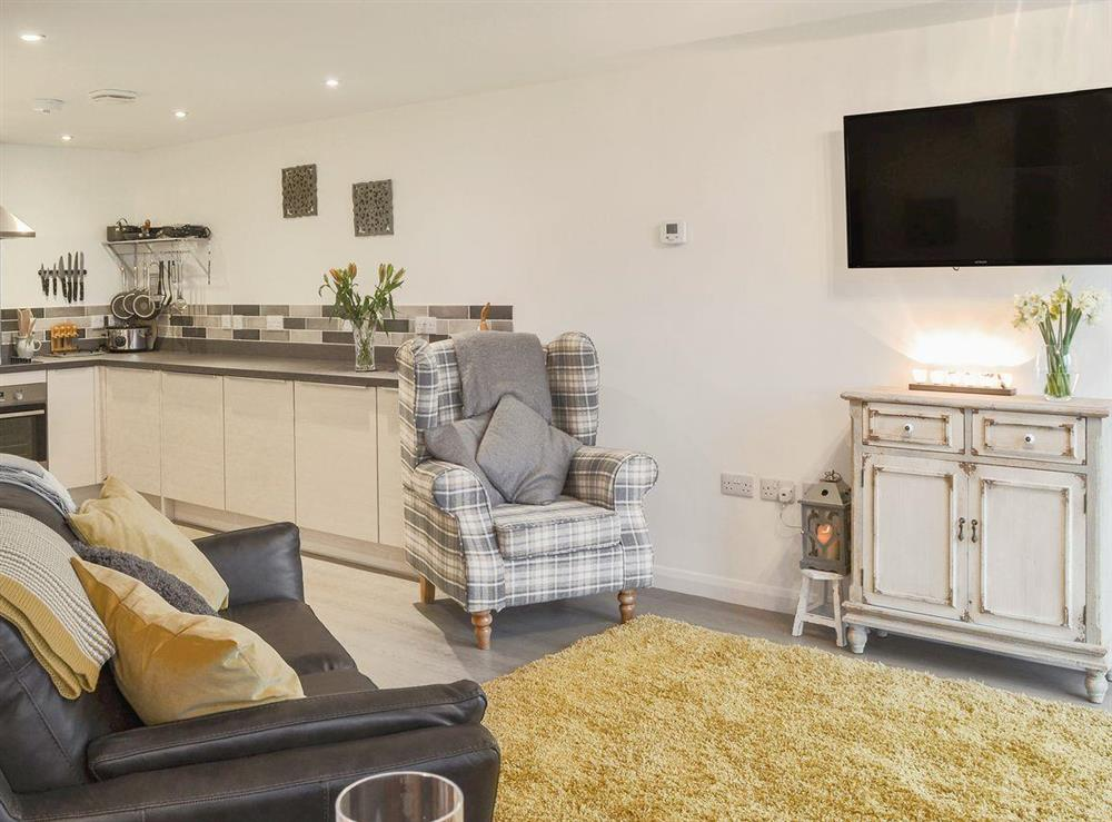Stunning, second floor apartment at Alnwick Castle View in Alnwick, Northumberland