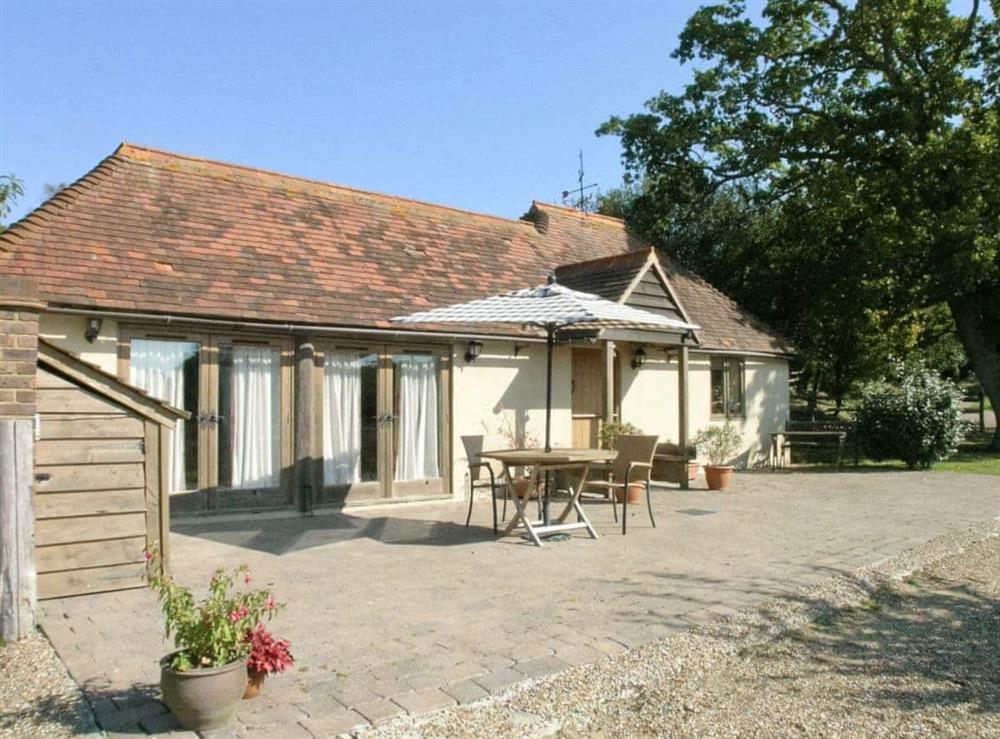 Exterior at Alpaca Cottage in Catsfield, Nr Battle, E. Sussex., East Sussex