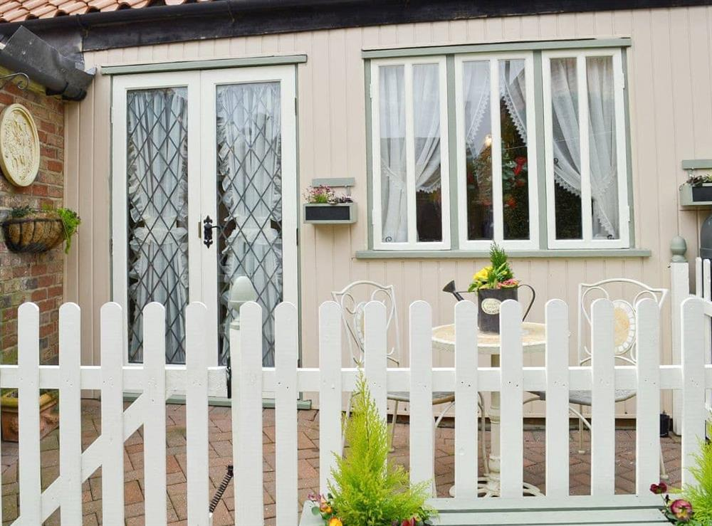 Exterior at Alpine Lodge in Burgh le Marsh, near Skegness, Lincolnshire