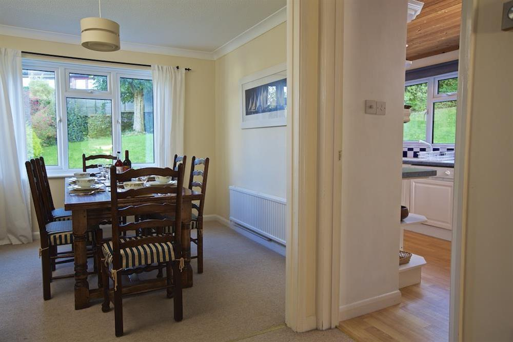 Dining room (photo 3) at Amberley in , Dartmouth