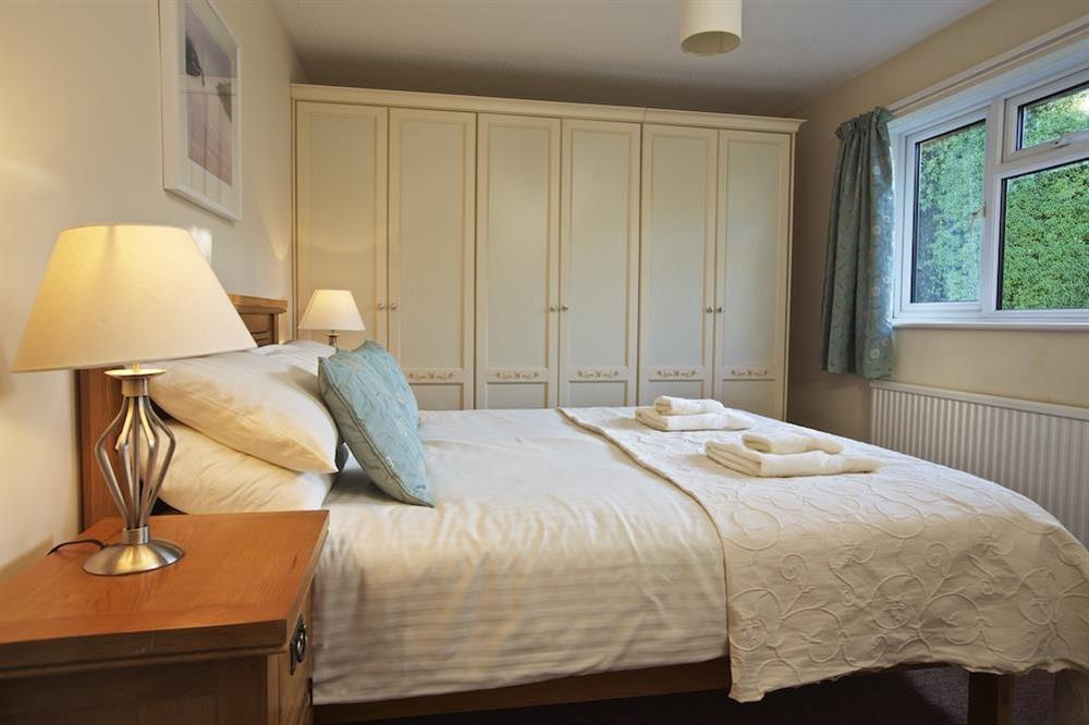 Double bedroom at Amberley in , Dartmouth