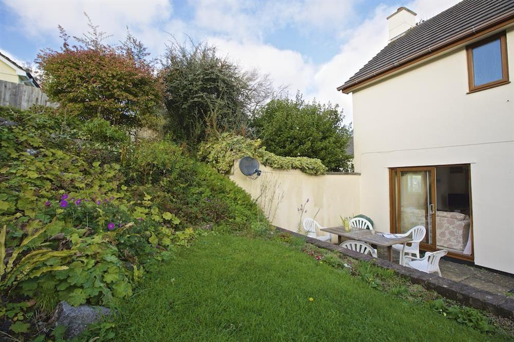 Large, mature garden to the side and rear of the house (photo 2) at Amberley in , Dartmouth