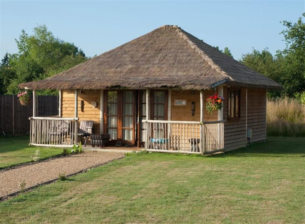 Exterior at Amur Tiger Lodge in Smarden, Kent