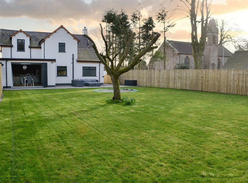 Lovely modern detached holiday home at Ancrum House in Gretna Green, Dumfries and Galloway, Buckinghamshire