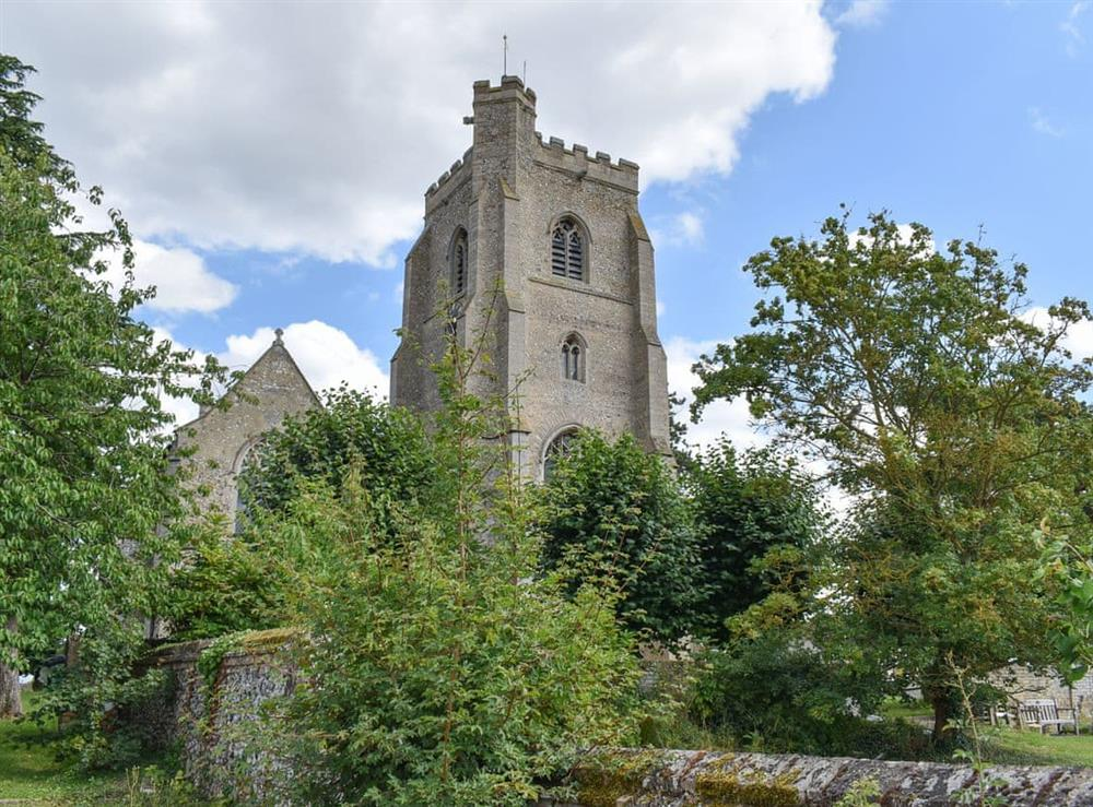 Historic local church at Angelina Cottages- Angelina Annex in Fordham, near Ely, Clwyd