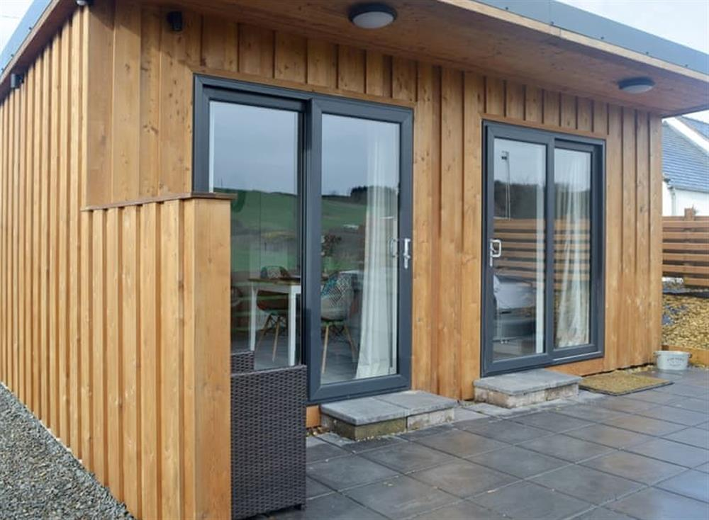 Stylish holiday home at Annabelles Den in Gatehouse of Fleet, near Kirkcudbright, Dumfries and Galloway, Kirkcudbrightshire