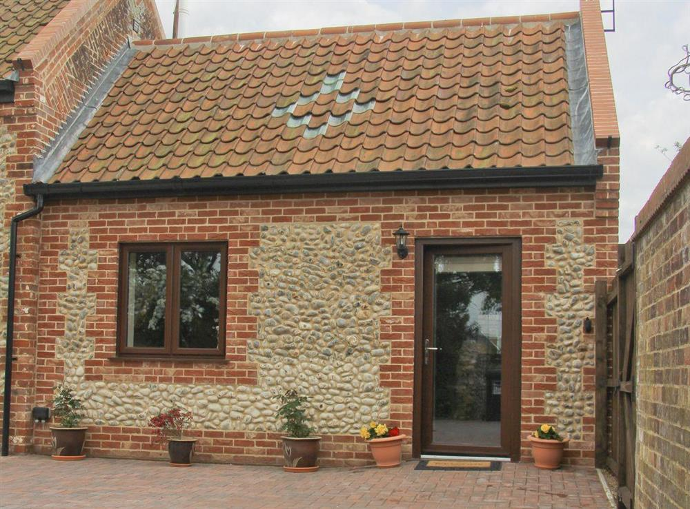 Attractive holiday home at Annexe at Church Farm Barn in Ingham, near Stalham, Norfolk