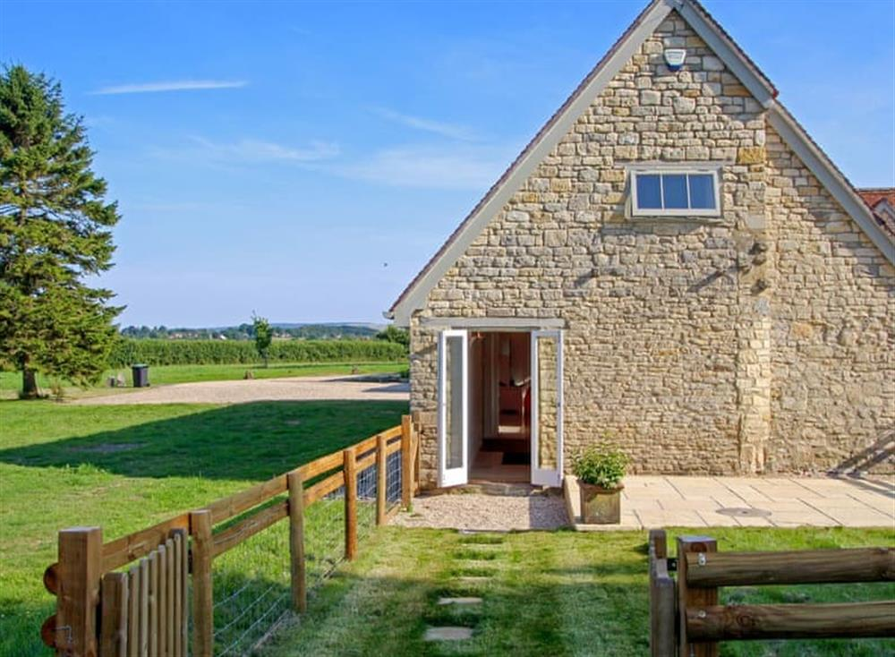 Delightful property at Antells Farm Barn in Sturminster Newton, Dorset