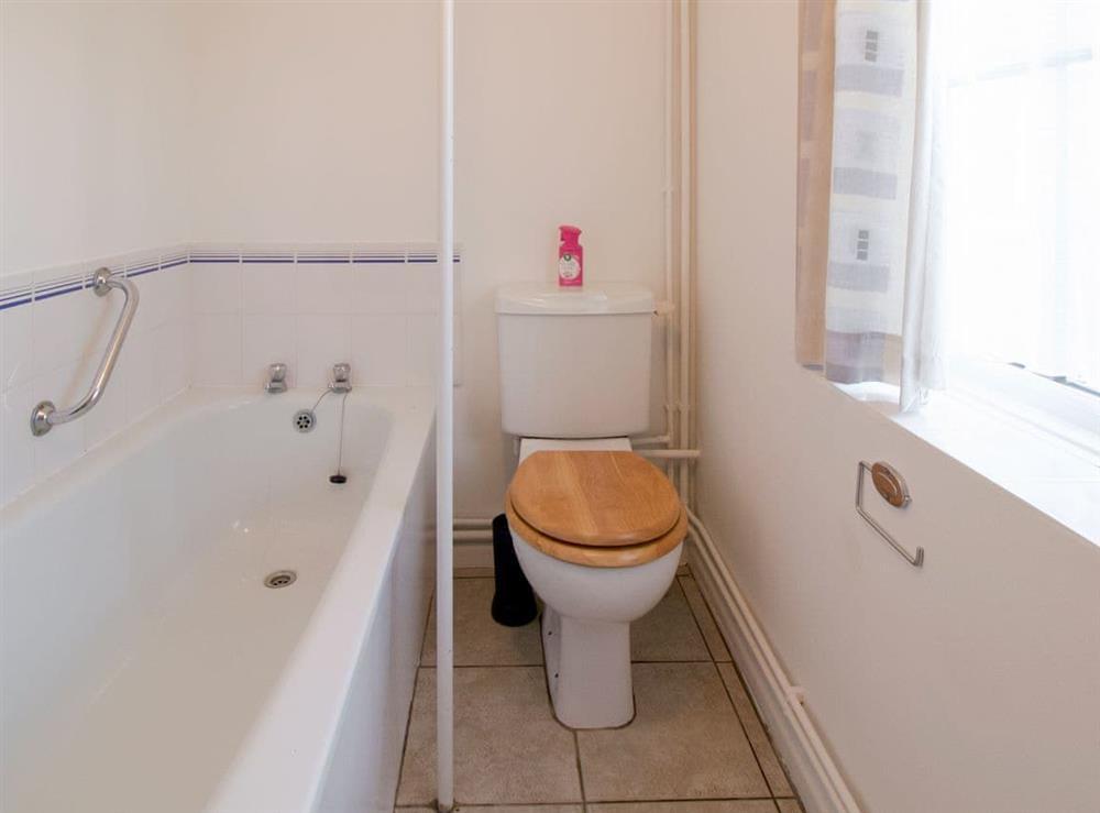 Bathroom at Anvil Cottage in Twyford, near Shaftesbury, Dorset
