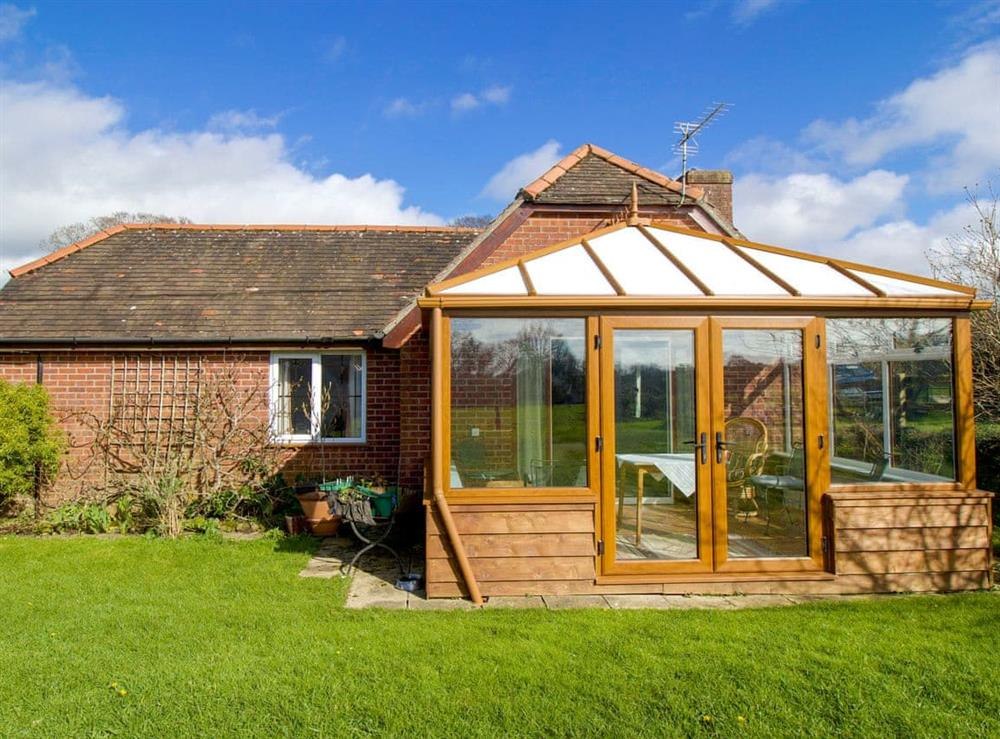 Delightful property at Anvil Cottage in Twyford, near Shaftesbury, Dorset