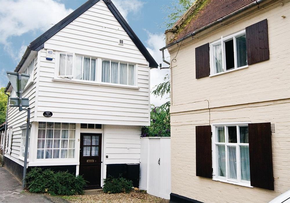 Anvil Cottage at Anvil Cottage in Woodbridge, Suffolk
