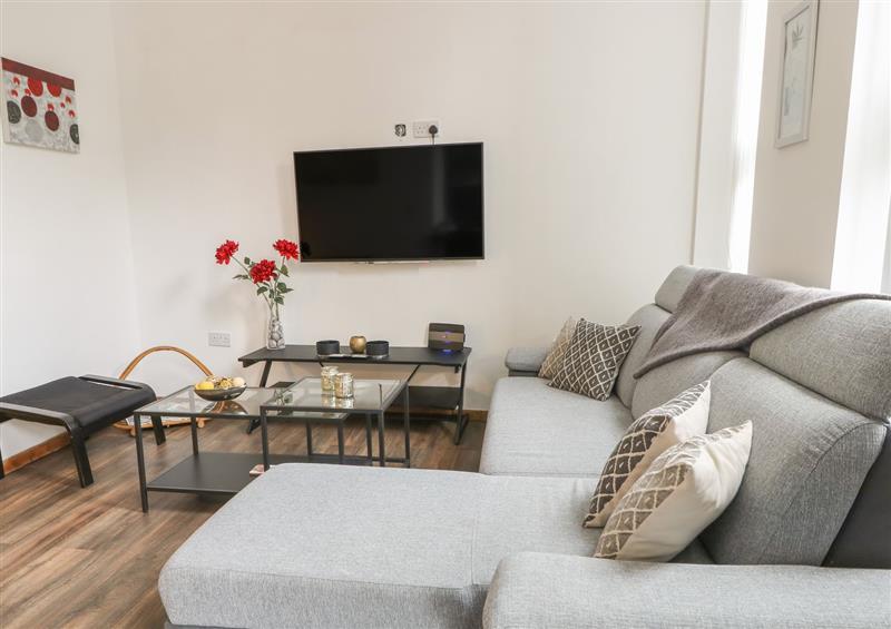 Enjoy the living room at Apartment 2, Skipton
