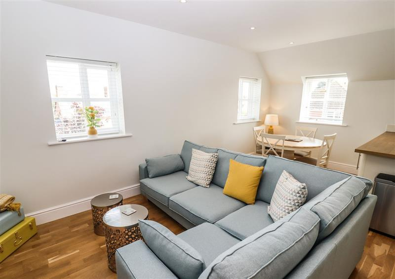 The living area at Apartment 5, Shipston-On-Stour