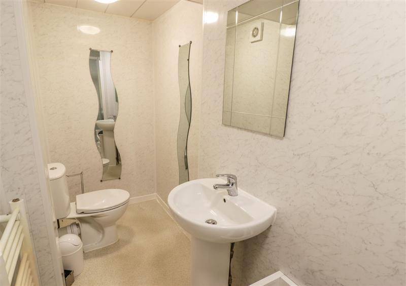 Bathroom at Apartment No6, Rhos-On-Sea