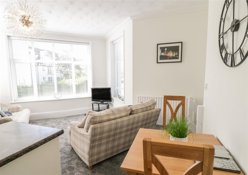 Enjoy the living room at Apartment No6, Rhos-On-Sea