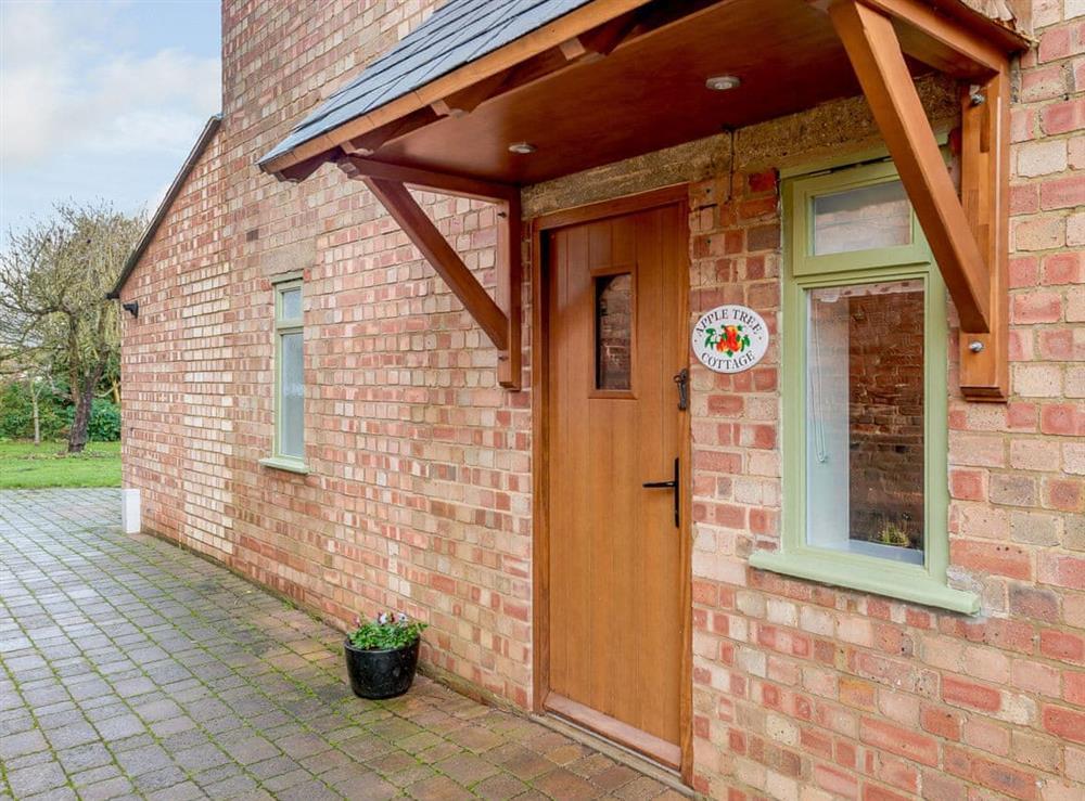 Exterior at Apple Cottage in Spratton, near Northampton, Northamptonshire