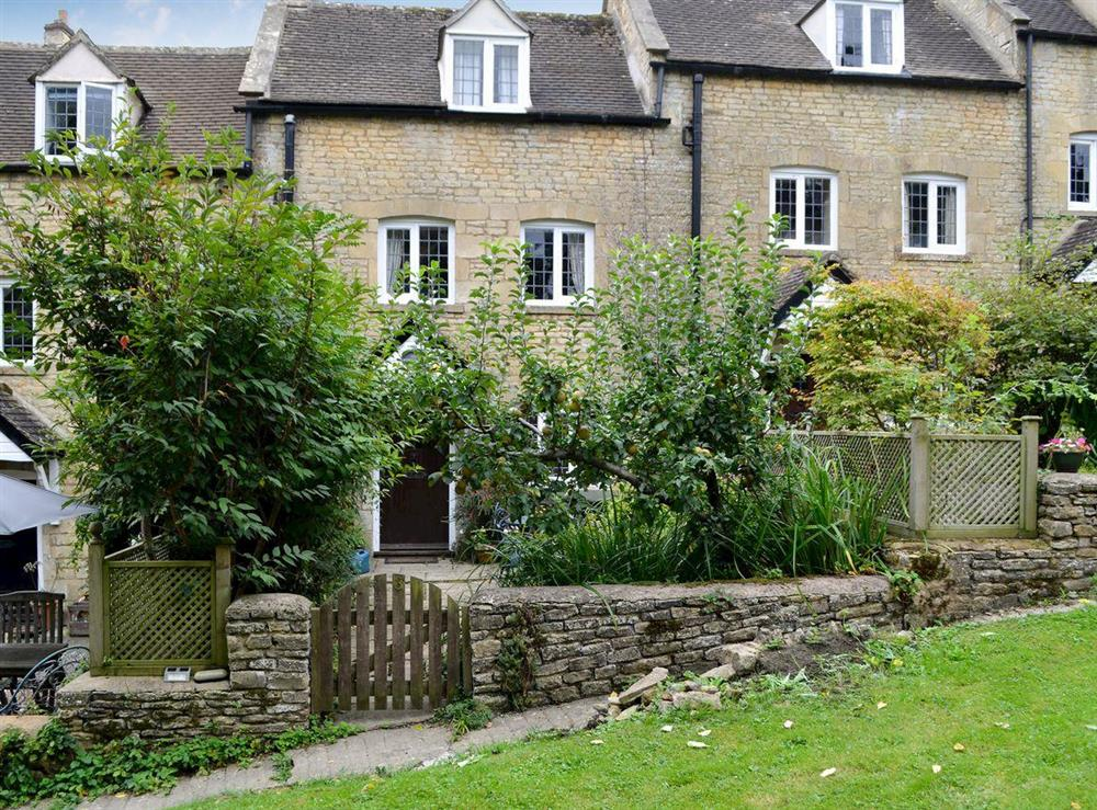 Exterior at Apple Tree Cottage in Blockley, near Chipping Campden, Gloucestershire