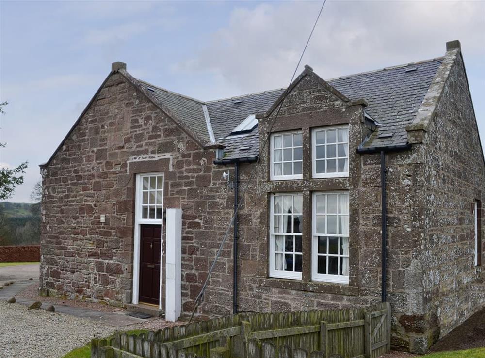 Delightful Highland cottage on an extensive estate at Grey Granite,