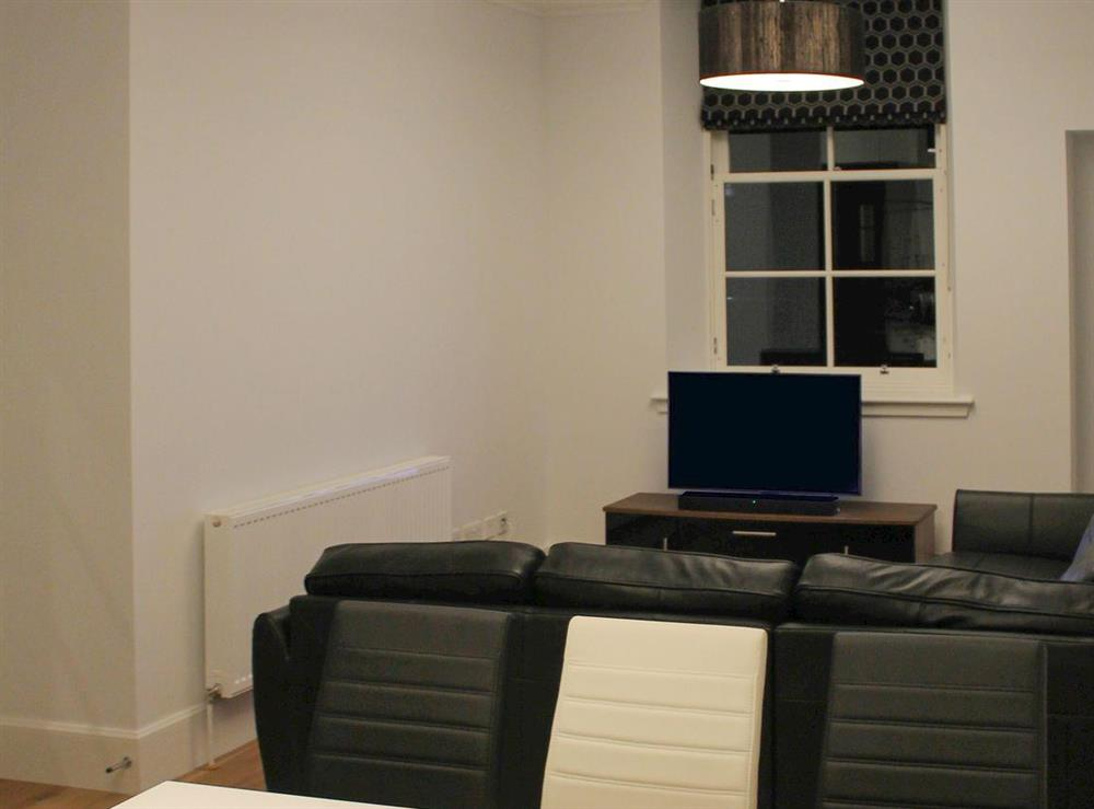 Cosy living area at Apartment 2,