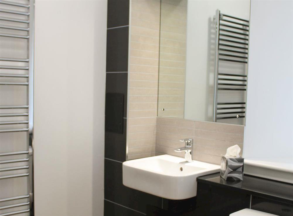 En-suite shower room at Apartment 2,