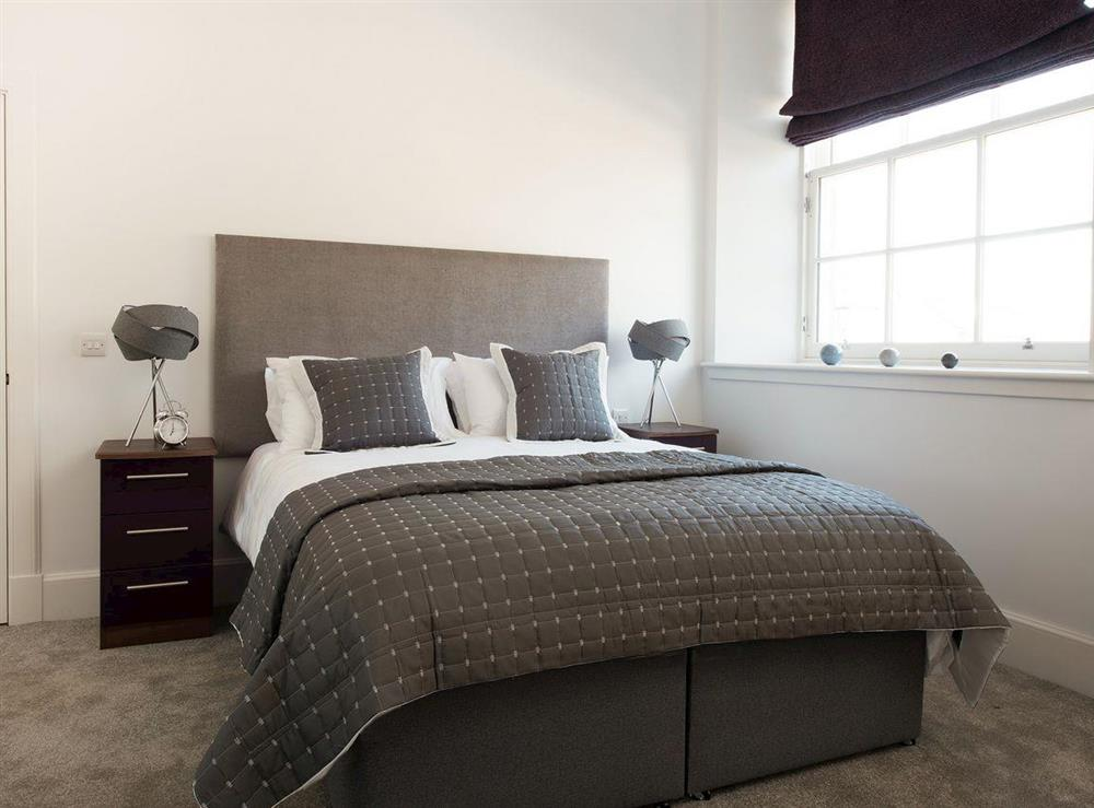 Relaxing double bedroom at Apartment 4,