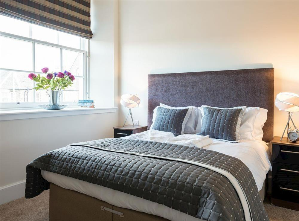 Comfortable double bedroom at Apartment 6,