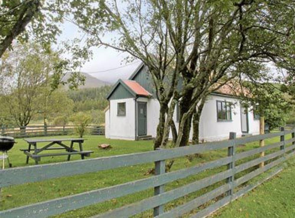 Exterior at Ardura Cottage in Nr Craignure, Isle of Mull., Isle Of Mull