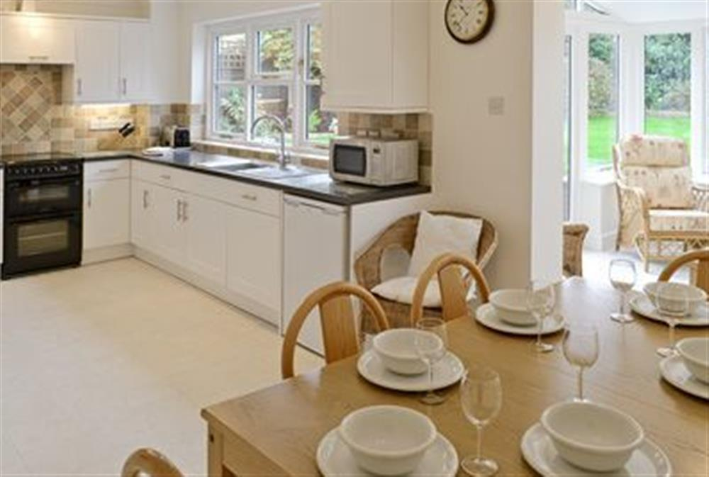 Kitchen/diner at Arisaig in Wells-next-the-Sea, Norfolk