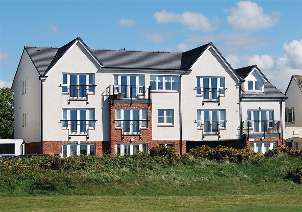 Arran View at Arran View in Prestwick, Ayrshire