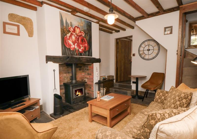 This is the living room at Ascot Cottage, Sheriff Hutton near Strensall