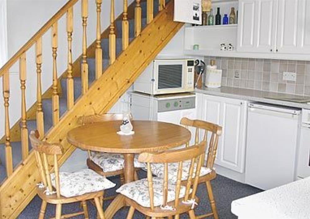 Kitchen/diner at Ash Cottage in Oscroft, near Chester, Cheshire
