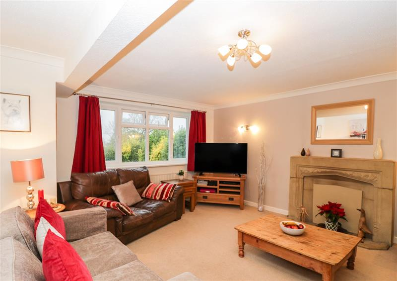 This is the living room at Ashgrove, Winsley