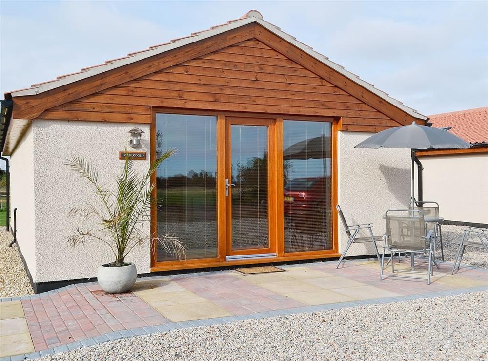 Exterior at Oak Cottage,