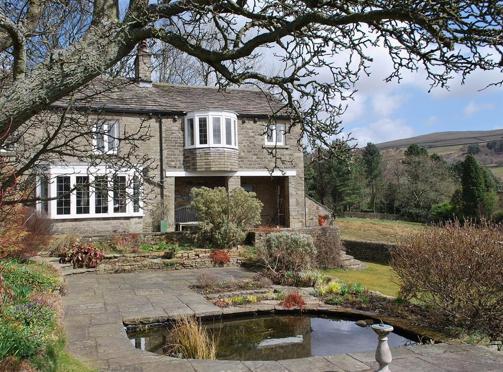 Exterior at Ashton Cottage in Chinley, Derbyshire