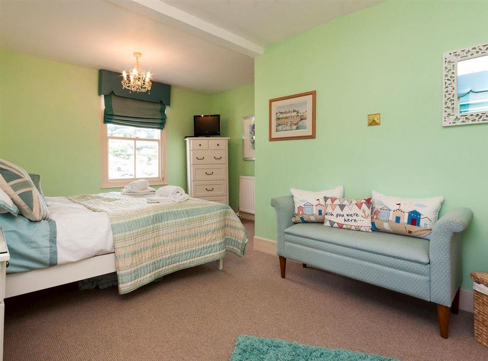 Double bedroom (photo 2) at At Last in Dartmouth, Devon