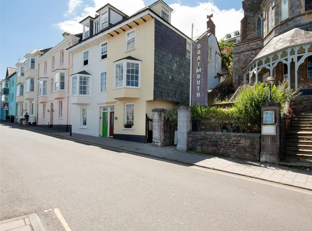 Situated in the heart of Dartmouth at At Last in Dartmouth, Devon