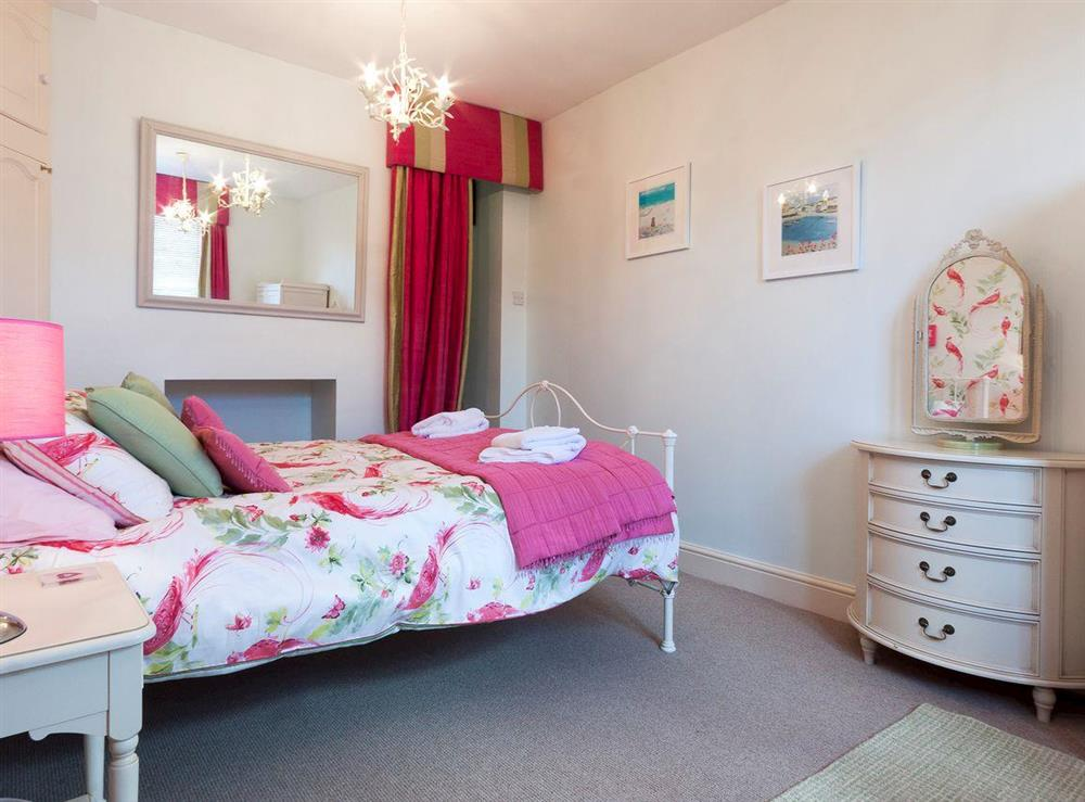 Spacious bedroom with kingsize bed (photo 2) at At Last in Dartmouth, Devon