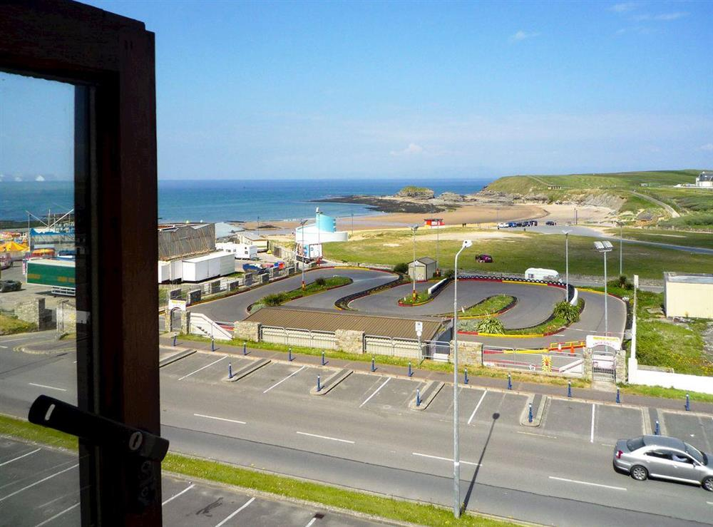 Wonderful sea views at Atlantic Point Apartment in Bundoran, Co. Donegal, County Donegal