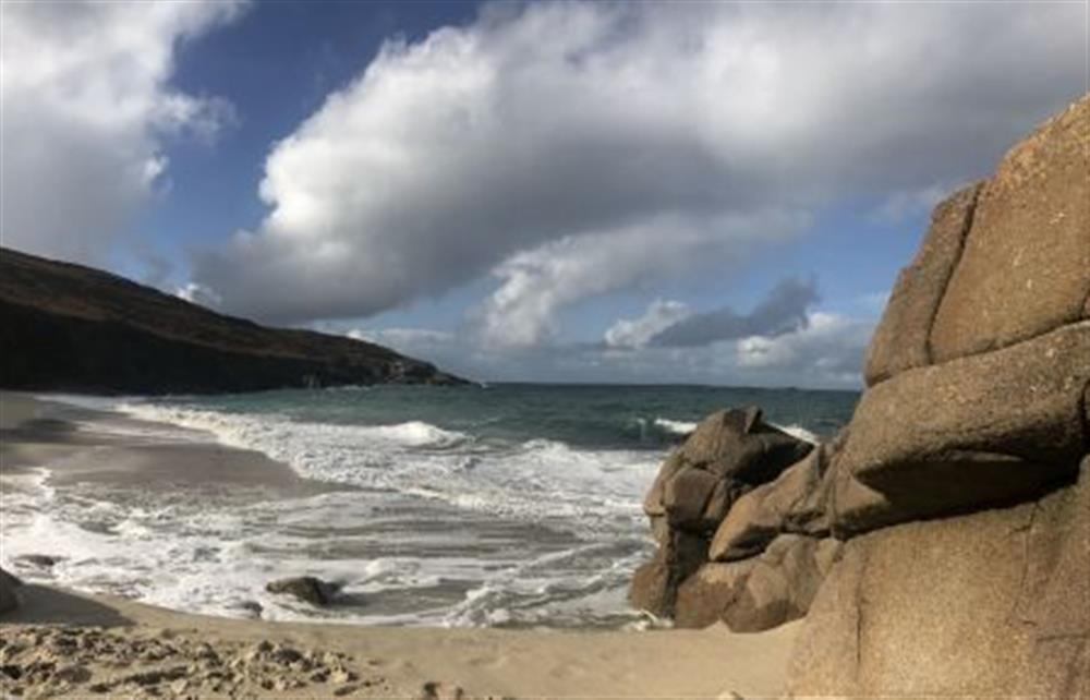 Portheras Cove is just a 5 minute drive from Atlantic View