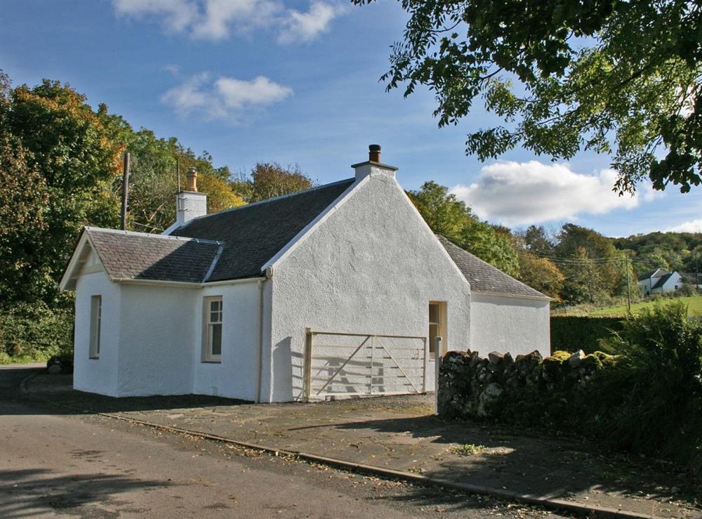 Photo 1 at Auchalton Toll Cottage in Maybole, Ayrshire