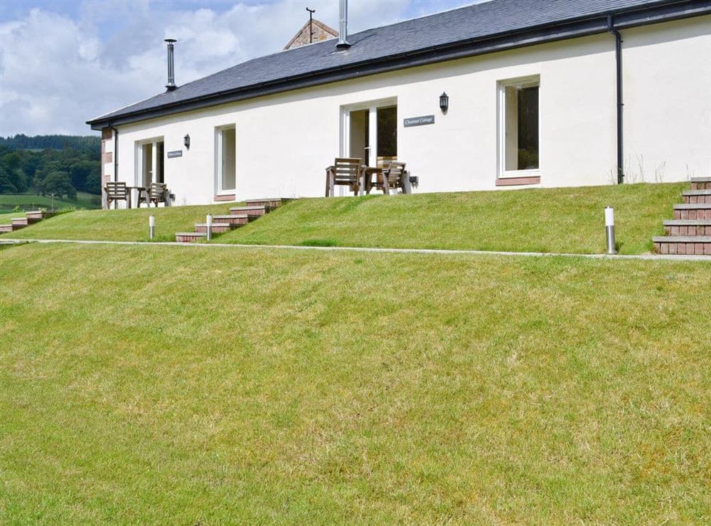Exterior at Chestnut Cottage,
