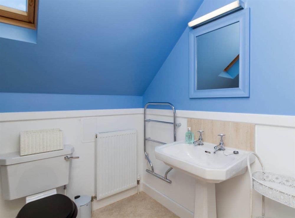 Bathroom at Grey Man,