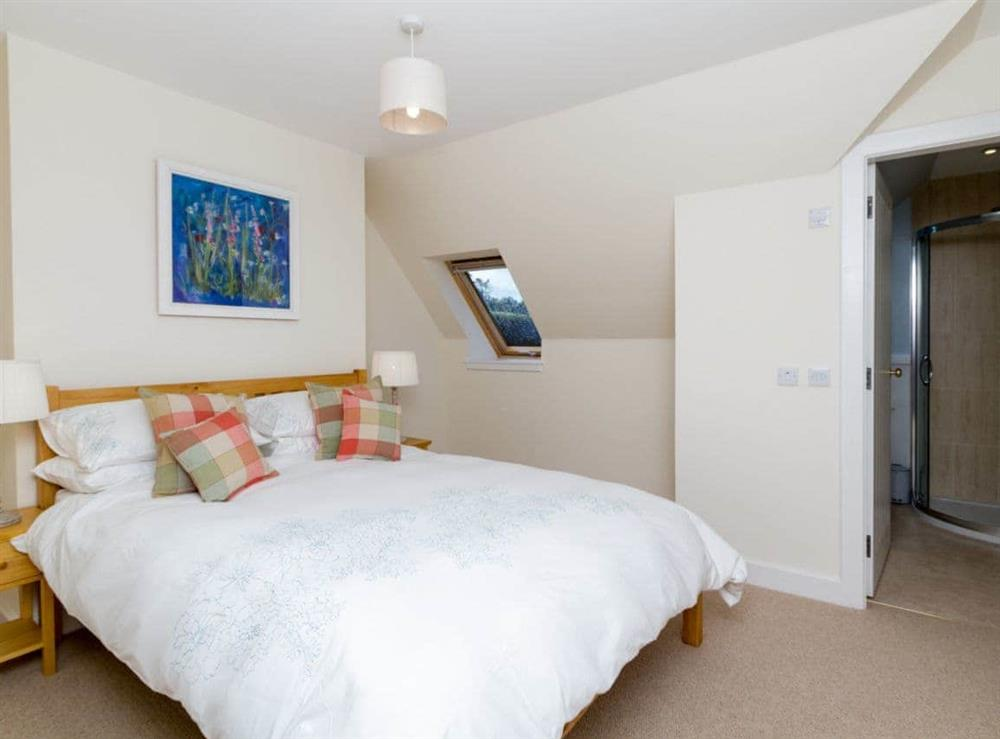 Double bedroom at Grey Man,