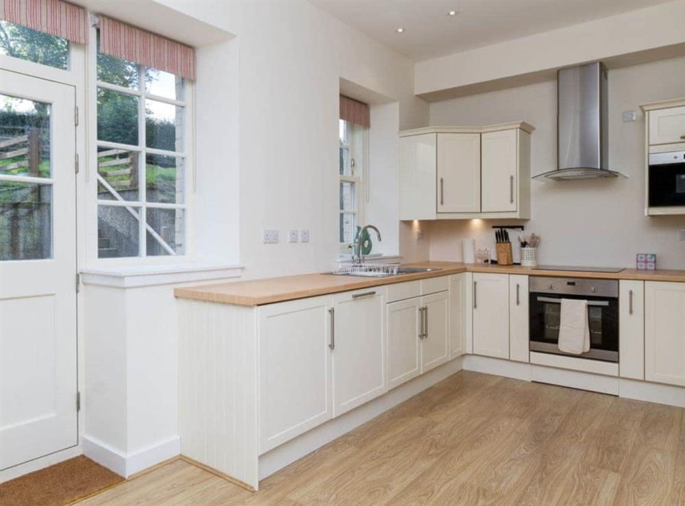 Kitchen at Grey Man,