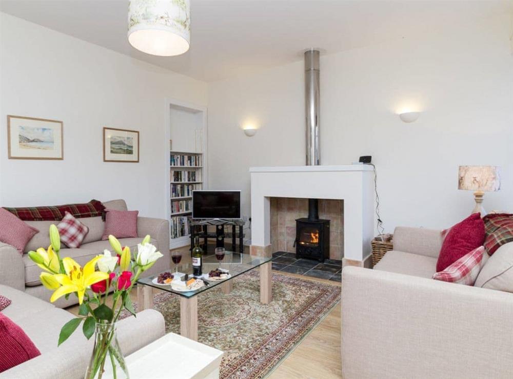 Living room at Grey Man,