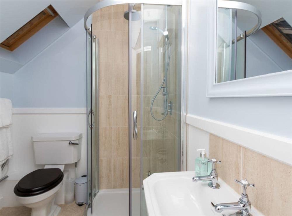 Shower room at Grey Man,